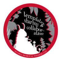 Digital Badge: Templates, sharing, & collaboration