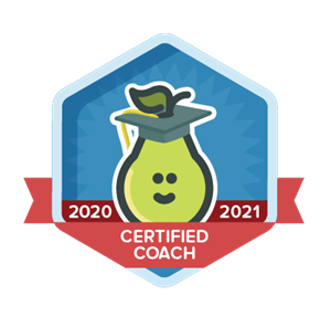Pear Deck Certified Coach Badge