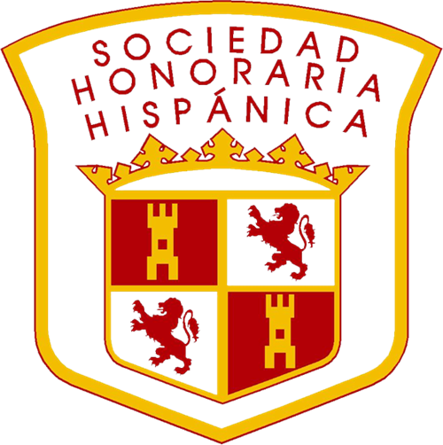 Official logo of the Spanish Honor Society.