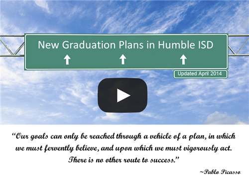 New Graduation Plan Video