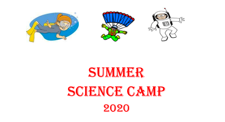 Summer Science Camp 2020