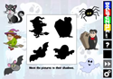 Digi Puzzle Halloween Shadow Match