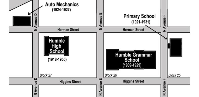Humble Schools at Higgins Street