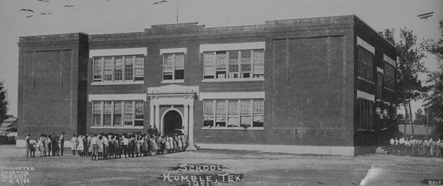 Humble High School 1921
