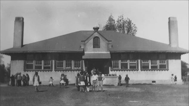 Woodward School 1918