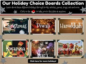 Holiday Board