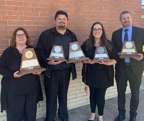 Five Orchestras Received Sweepstakes!