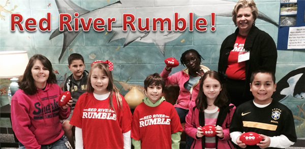 Red River Rumble!