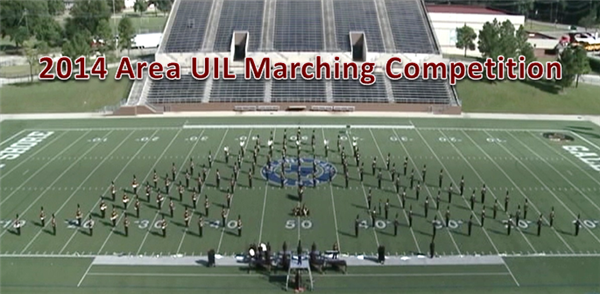 SCHS Marching Band UIL Competition