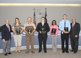 School Board honors Secondary Teachers of the Year