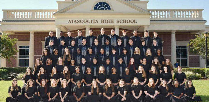 AHS A Cappella Choir 2016-2017