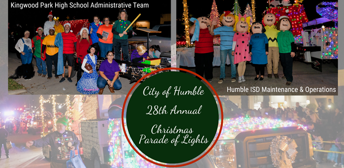 Lakeland Christmas Lights 2020-2022 Schedule Two Humble ISD entries win big at City of Humble's 28th Annual