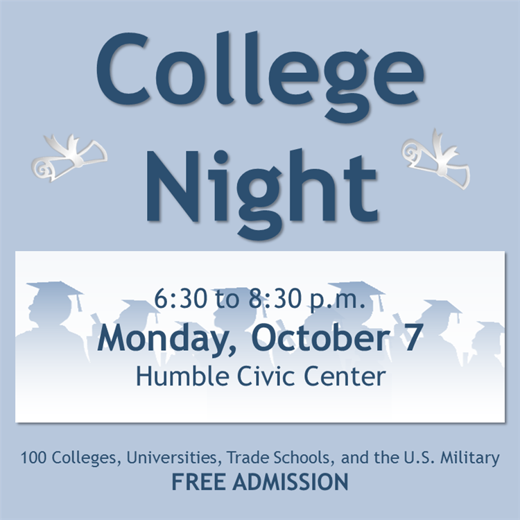 College Night October 7