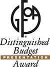 Humble ISD Finance Department receives Distinguished Budget Presentation Award