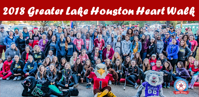 GLH Heart Walk Group Photo