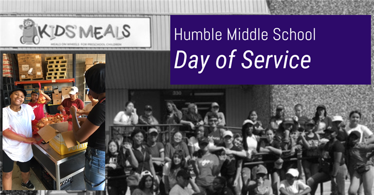 HMS Day of Service