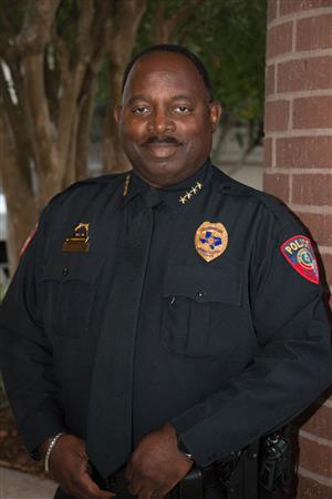 Humble ISD Police Chief Solomon Cook