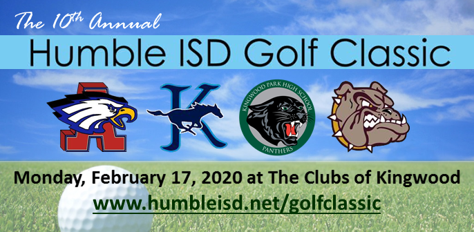 10th Annual Golf Classic February 17