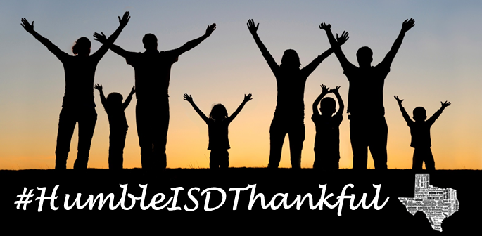 HumbleISD Thankful