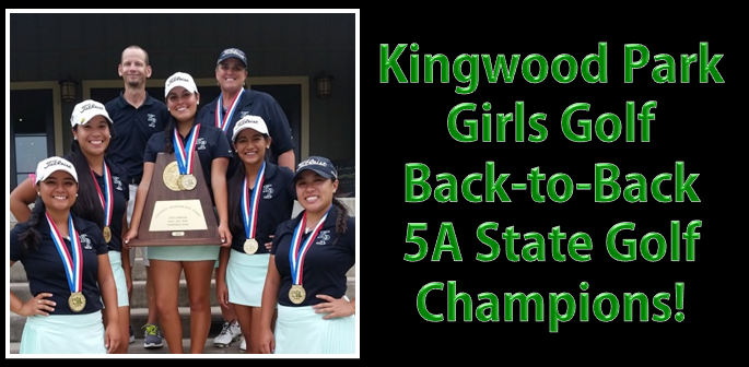 KPark Girl Golf 5A Champs