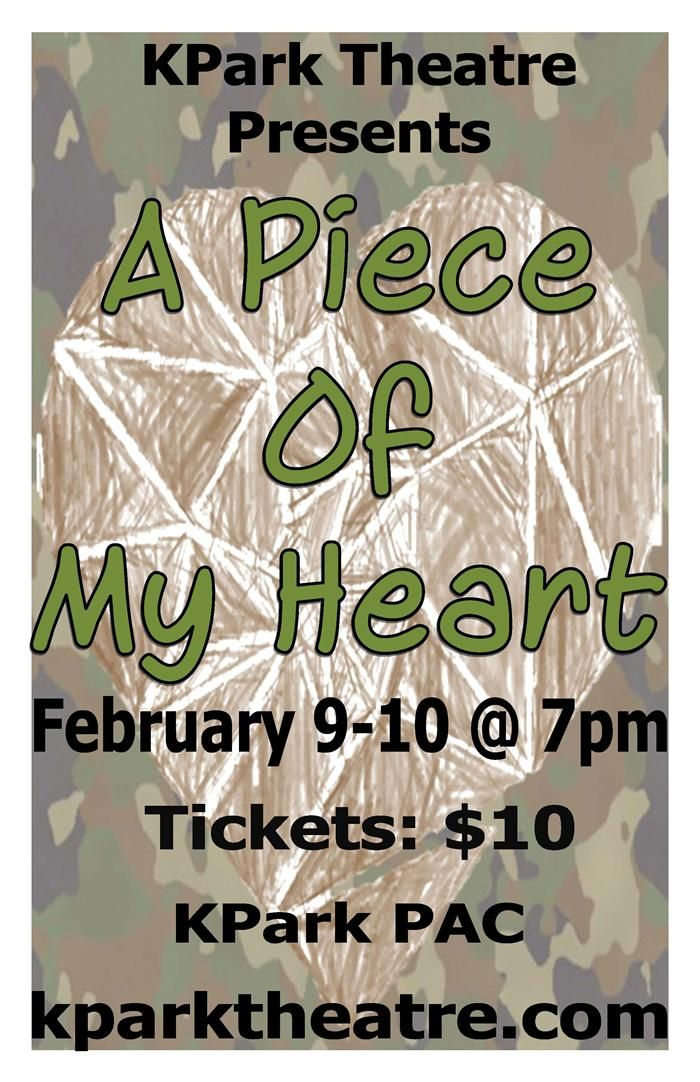 "KPark Theatre Presents ""A Piece of My Heart"""
