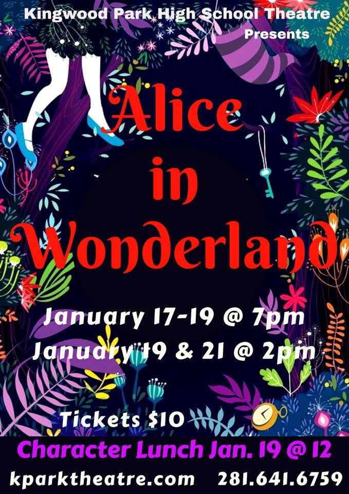 KPHS Alice In Wonderland