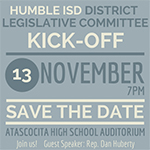 Make a difference!  Join the District Legislative Committee