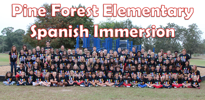 Spanish Immersion at PFE
