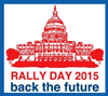 PTA Rally Day at the Capitol Feb. 25, 2015