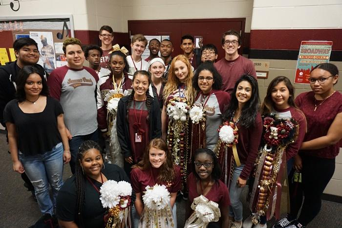 SCHS Choir Student Advance