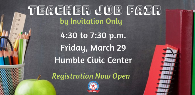 Teacher Job Fair March 29