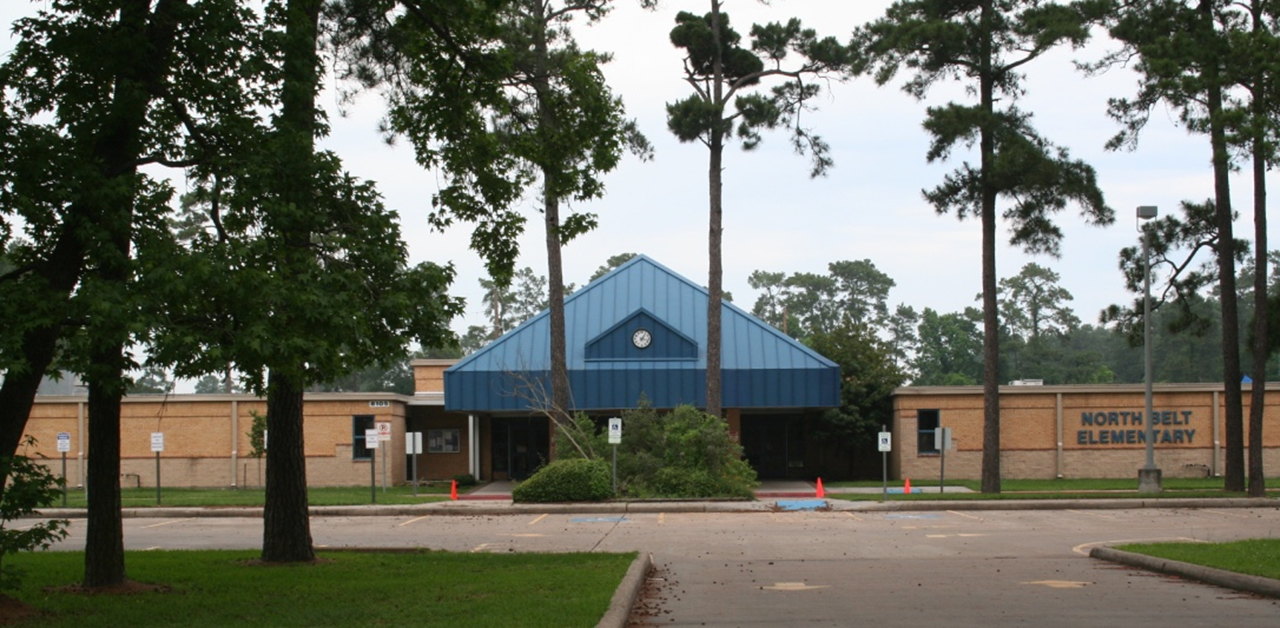 North Belt Elementary, April 2015