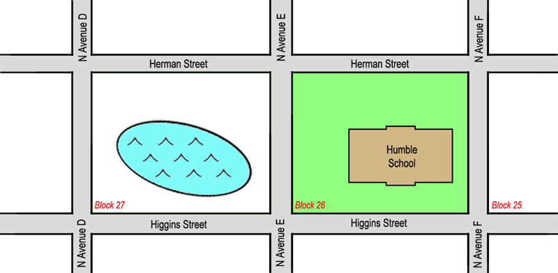 Higgins Street Property 1909