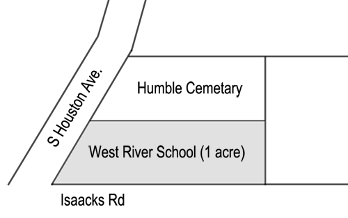 Location of the West River School