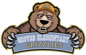 groves grizzly mascot