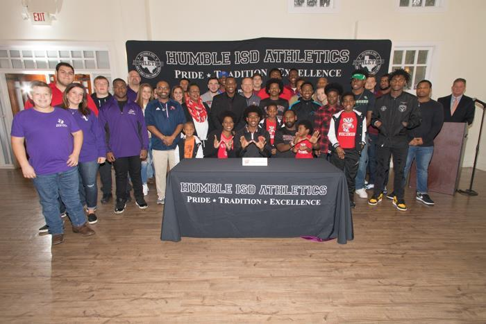 2018 National Letter of Intent Signing Day