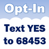 Opt-in for Text Alerts