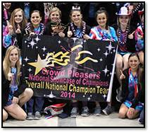 KHS Fillies National Champions