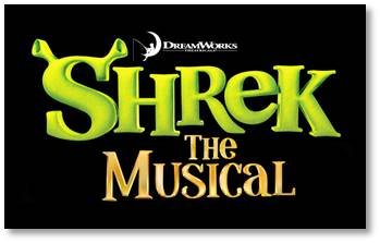Shrek The Musical Nominations