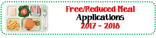 Free and Reduced Meal Applications - 8/2017