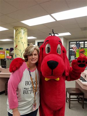 Mrs. Young and Clifford