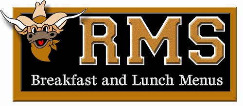 RMS Breakfast and Lunch Menus Banner2