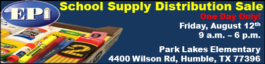 epi school supply distribution sale