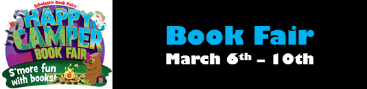 book fair march 6th thru 10th
