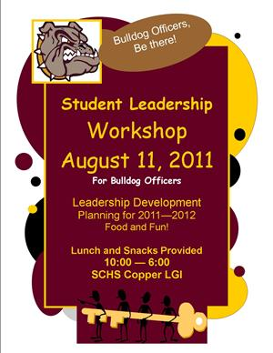 Student Leadership Training