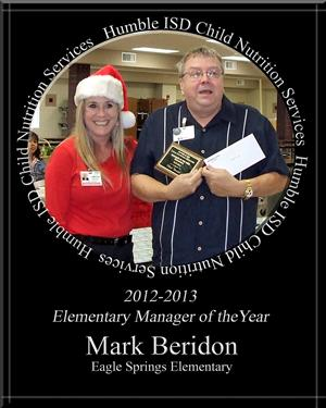 Mark Beridon