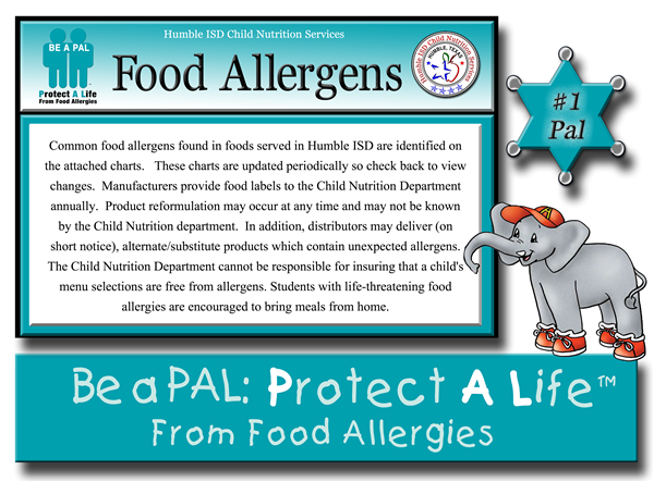 Food Allergens Pal