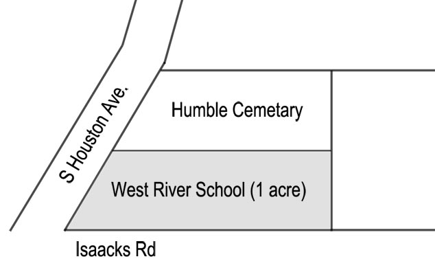 West River School Location