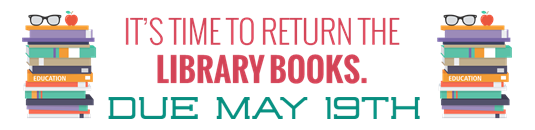 Books Due May 19th