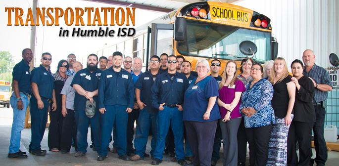 Humble ISD Transportation Department
